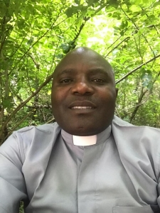 Method Msanga - Pfarrer der Pfarrei St. Mary in Mavanga